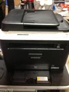 Samsung All-in-one Color Laser Printer