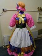 Pantomime Dame Costume