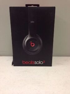Beats Solo 2 New Sealed Black London Ontario image 1