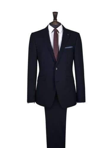 Burton Muscle Fit 2 Piece Suit - 48r/36r