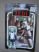 Vintage Star Wars Action Figures Carded