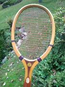 Antique Tennis