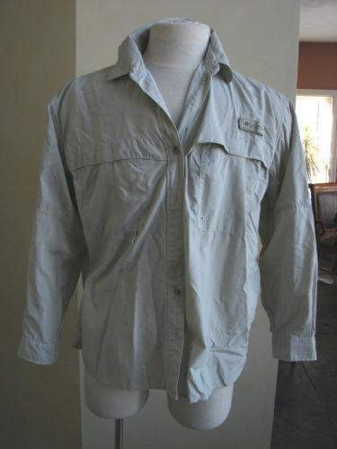 Long sleeve fishing shirt ebay for Long sleeve fishing t shirts