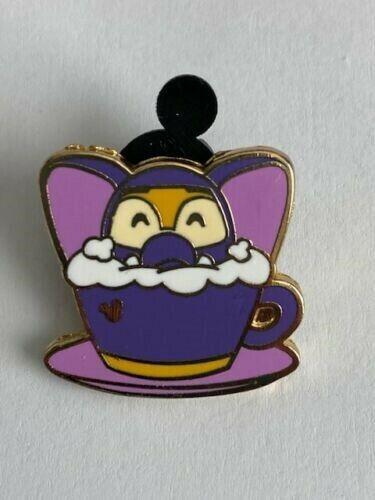 🐘 Zootopia Little Toot Toot Pin (B5) Shanghai Disney Resort - Hidden MickeyPin