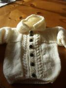 Hand Knitted Baby Boy