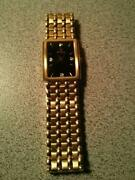 Mens 14k Gold Watch