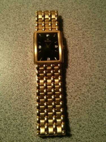 mens solid gold watch mens 14k gold watch