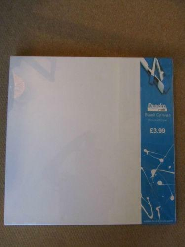 Blank Canvas Painting Supplies Ebay