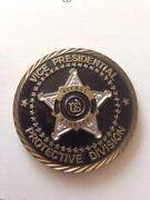 Secret Service Coin