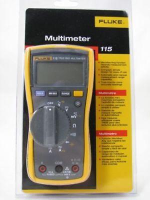 Fluke 115 Digital Multimeter  New In Box  Msrp 200