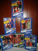 Gi Joe Hall of Fame Lot