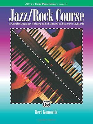 De Alfred Básico Jazz / Rock Campo Lesson Libro: Level 1 (de...