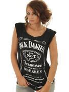 Jack Daniels Shirts Women
