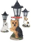 Dog Solar Light