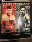 Saul (Canelo) Alvarez Boxing Fan Posters