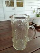 Retro Glass Jug