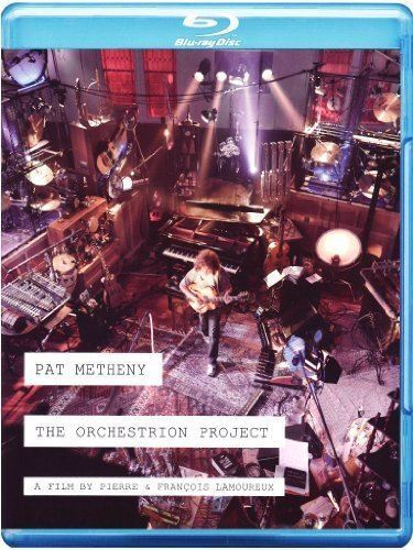 Pat Metheny Group - The Orchestrion Project (1 x Blu-ray)  New