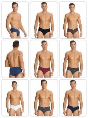Mens 3 Pack Regular Poco Jockey Brief Underwear