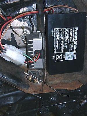 Simson AWO 425 T//S Sport//Touren Vape Powerdynamo 6V 100W Lichtmaschine 709149906