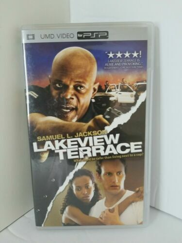 Sony PSP UMD Video - LAKEVIEW TERRACE - Movie - New