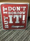 Snap-on Bumper Stickers