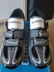 Shimano M087 Mountain bike SPD shoes EU 42 - excellent cond