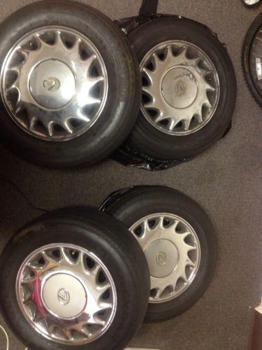 22 Inch Tires >> Lexus LS 400 Rims | eBay
