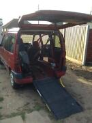 Citroen Berlingo Wheelchair