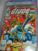 Gi Joe Comics