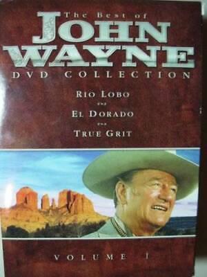The Best of John Wayne Collection 1 (Rio Lobo / El Dorado  - VERY