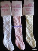 Baby Girl Tights 0-3 Months