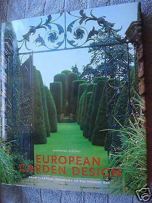 EUROPEAN GARDEN DESIGN by EHRENFRIED KLUCKERT HBDJ 1ST - European Garden Design
