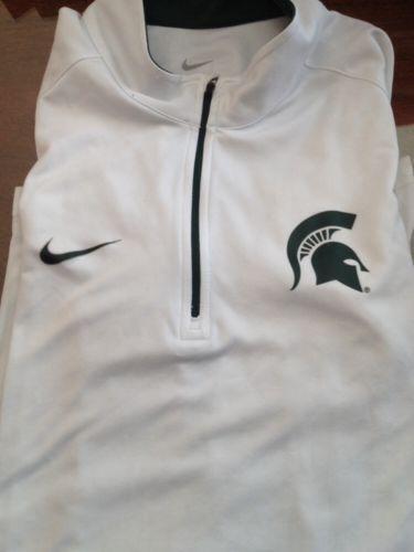 Michigan State Nike College Ncaa Ebay
