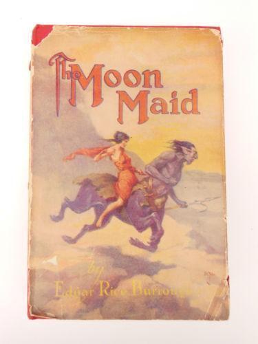 Edgar Rice Burroughs Books Ebay