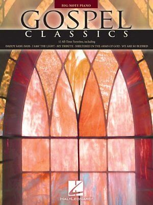 Big Note Piano Songbook (