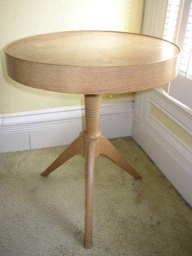 Vintage Blonde Furniture Ebay