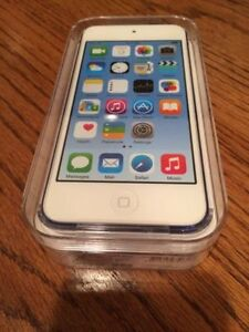 iPod Touch 6th 32GGb (Space gray, White & Blue)