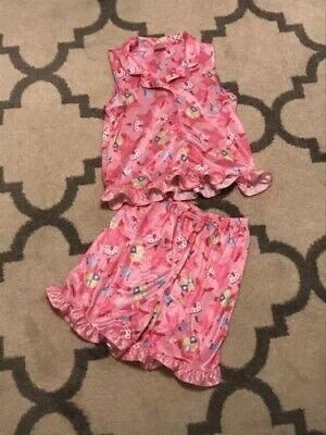 Girls Connection Sleep wear set size L 10-12 Pink Princess (Girls Sleep Wear)