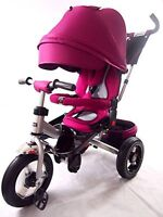 Little Tiger 4 In 1 Kids Tricycle Tricycle With Swivel Seat -  - ebay.es