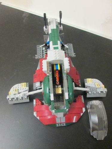 Lego Star Wars Jedi Starfighter | eBay