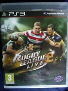 Rugby League Game PS3