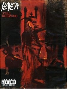 Slayer - Still Reigning DVD