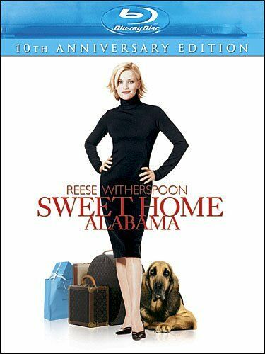 SWEET HOME ALABAMA (Reece Witherspoon)  -  Blu Ray - Sealed Region free for UK