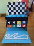 Slot Car Pit Box