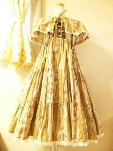 Lolita Dress Pattern Ebay