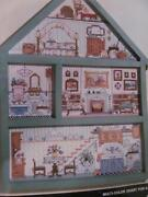 Dollhouse Cross Stitch
