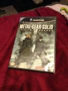 Video Games Metalgear GameCube