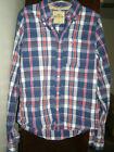 Hollister Plaids & Checks T-Shirts for Men
