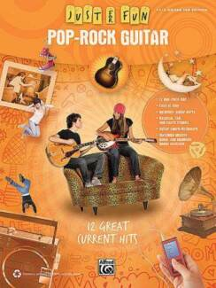 *NEW* Just for Fun Pop-Rock Guitar Music Book Clontarf Redcliffe Area Preview