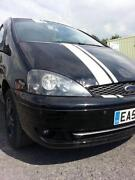 Ford Galaxy DVD